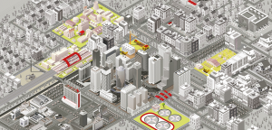 Header image of always connected city