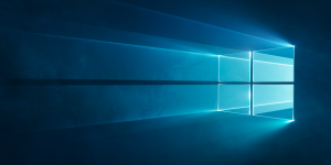Header image of Windows 10 desktop image