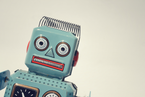 Header image of robot