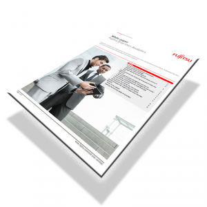 Cover of white paper - End User Analytics