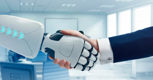 The future of HR lies in machines working with us, not instead of us