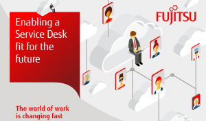 Infographic: Enabling a Service Desk Fit for the Future
