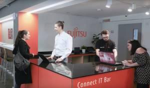 Video: Fujitsu Workplace Anywhere
