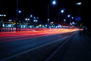 Transports futuristic day in the life scenario for 2025