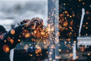 Manufacturing futuristic day in the life scenario for 2025