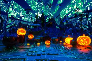 Halloween technology fears image