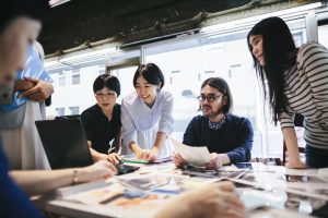 What makes collaboration work?